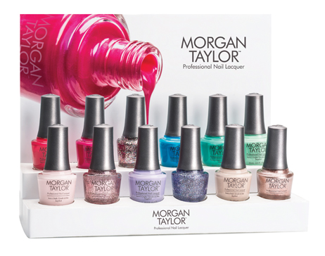Morgan Taylor Nail Lacquer...There is a new kid in town