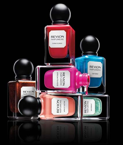 Revlon is stepping up