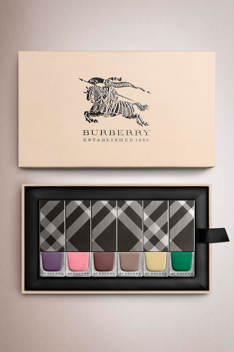 Burberry's Spring Nail Polish Collection