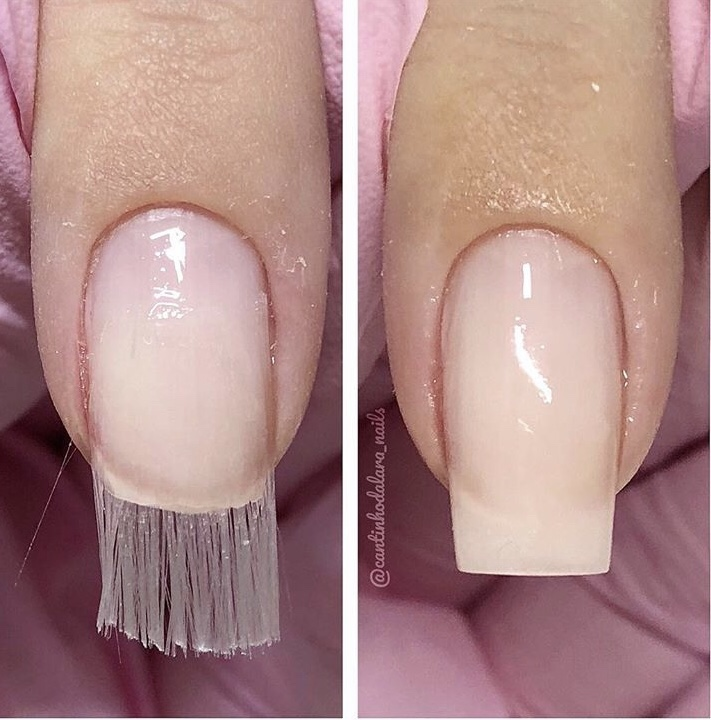 Fiber Glass nail tips…old school is now the new school – Perfection ...
